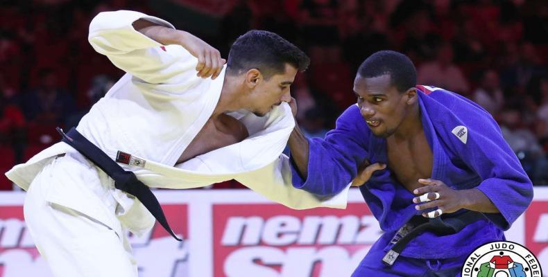 rinconCubano. judo cubano