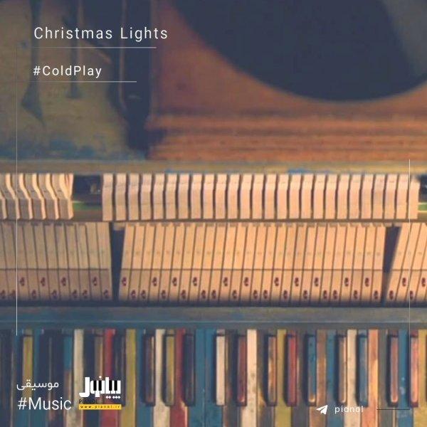 christmas lights coldplay # 34