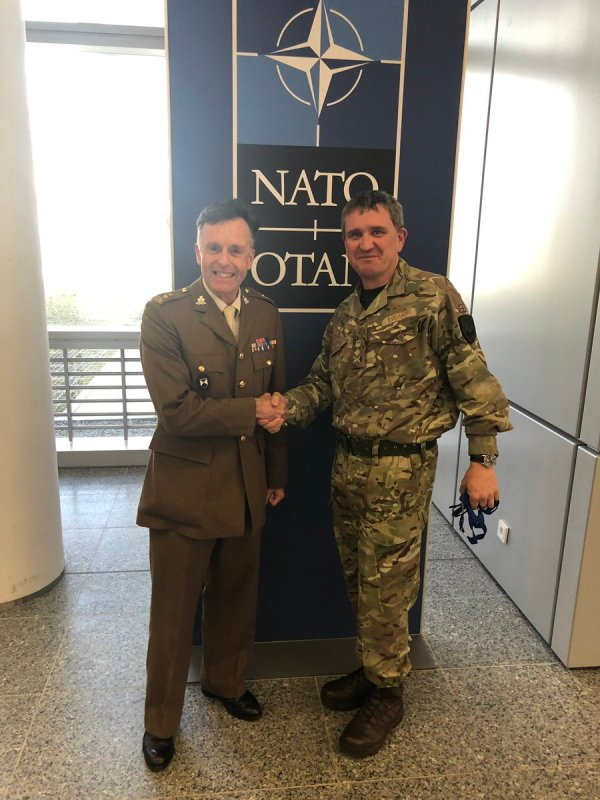 nato appoints uk officer deputy supreme allied commander - HD 900×1200