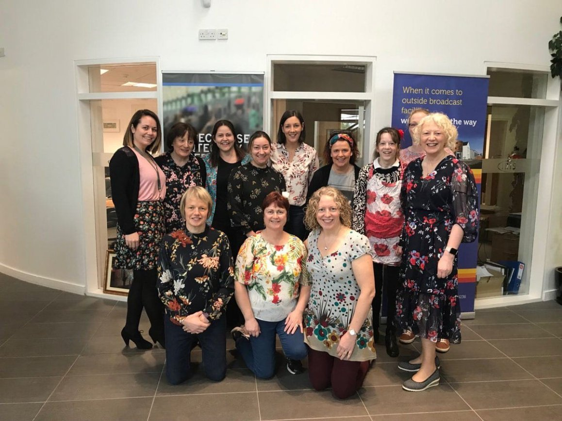 test Twitter Media - We're delighted to 'Go Floral' here at base today in support of @CopeFoundation #FlowersOfHope Campaign! Fun, floral, cake filled day so far! #FlowersOfHope #CopeFoundation #Cork #TVM #IRISRacing #coffeemorning #fundraising #jobshadowday #inclusiveworkplaces https://t.co/rjbOBJNfhi