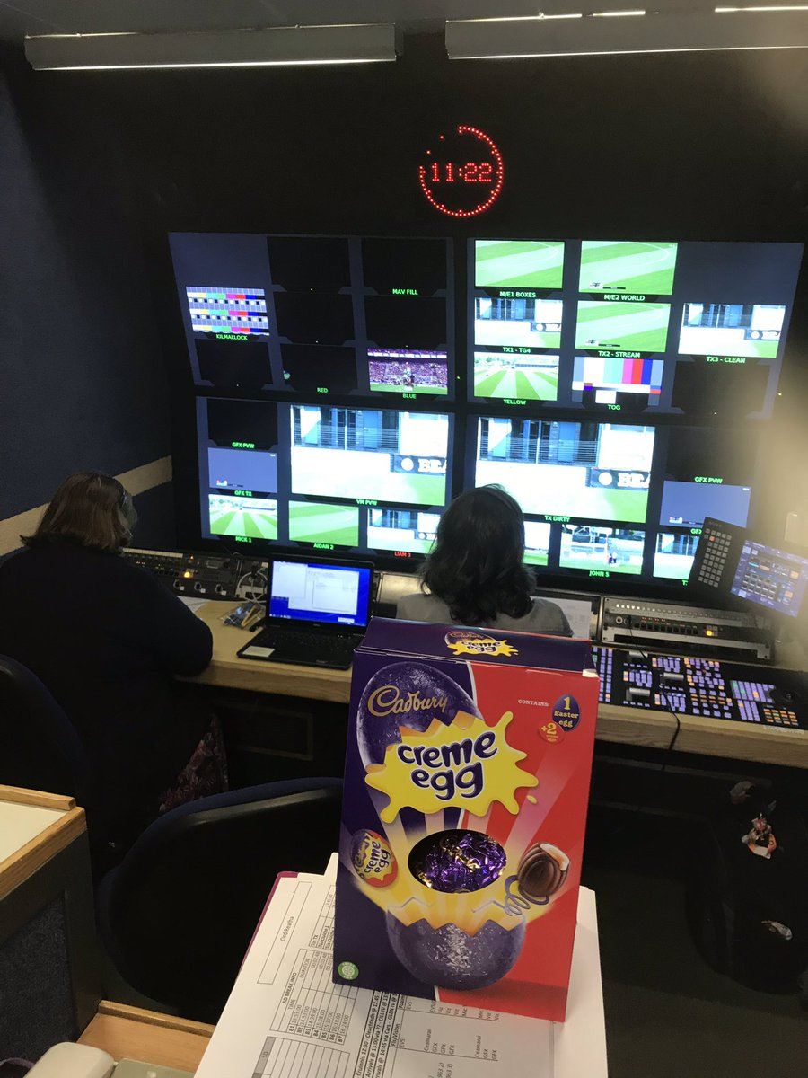 test Twitter Media - Happy Easter!! Some lovely Easter eggs to keep the crew going in Pairc Ui Rinn today for the @GAA_BEO first round of the Cork County Hurling Senior Championship. @nemetontv https://t.co/IgKbimbNOY