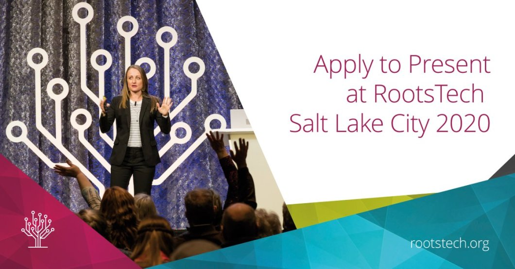 Call for RootsTech 2020 presentations!