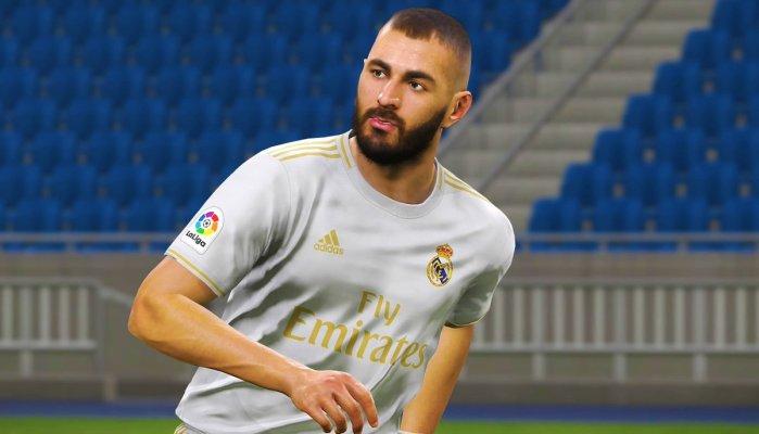 Real Madrid 2019-2020 Camiseta
