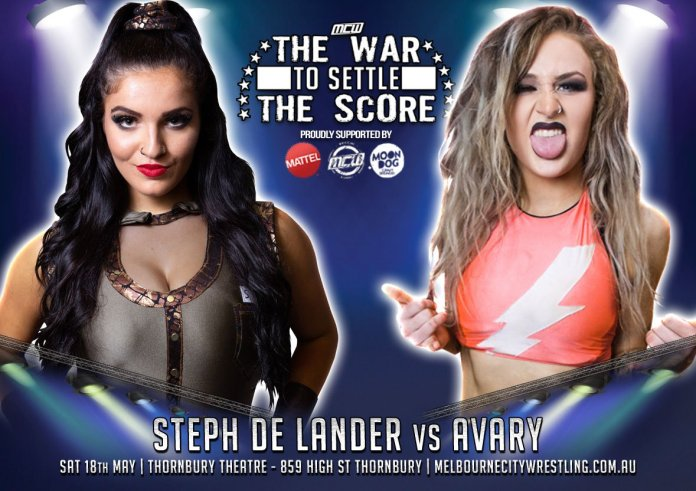 MCW War to Settle the Score