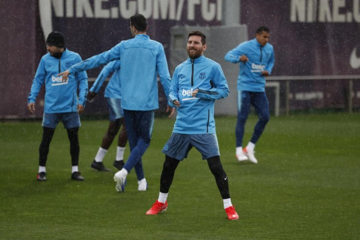 Botas Messi Nemeziz 19