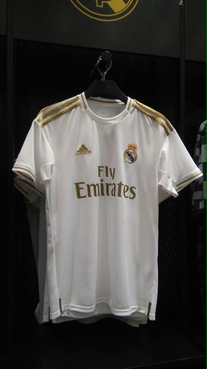 Real Madrid 2019-2020 Camiseta
