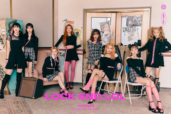 Image result for weki meki lock site:twitter.com
