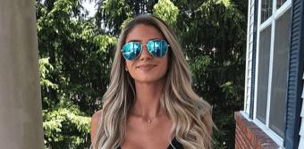 Danny Amendola & Instagram Model Emily Tanner Do Miami
