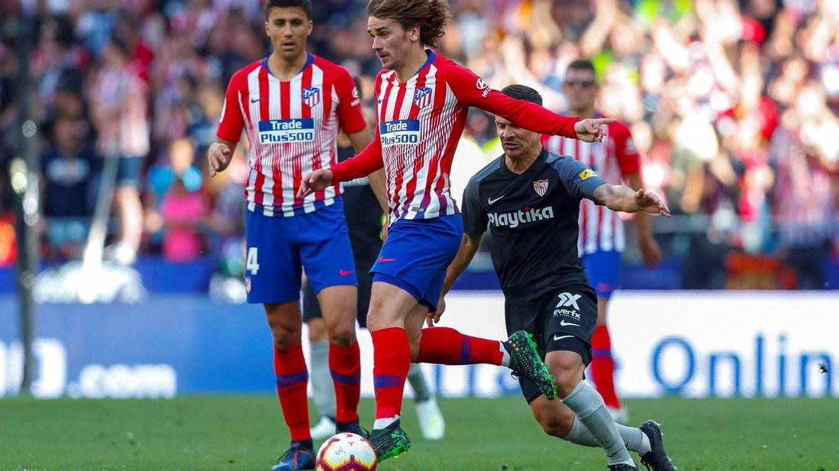 'Thanks for everything, from the bottom of my heart': Griezmann confirms Atletico departure