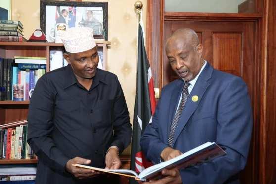 "Yusuf Gabobe on Twitter: ""High-powered Somaliland delegation ..."