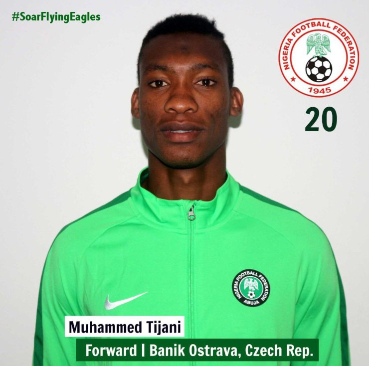 'EVERYBODY FOR NAIJA NA YAHOO' – SEE WHAT FANS ARE SAYING ABOUT NIGERIA'S UNDER 20 SQUAD 'EVERYBODY FOR NAIJA NA YAHOO' – SEE WHAT FANS ARE SAYING ABOUT NIGERIA'S UNDER 20 SQUAD D7GrgUeXsAAubRn