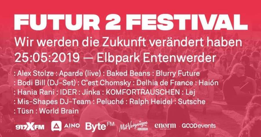 test Twitter Media - Eintritt frei: Am Samstag steigt das zweite, nachhaltige Futur 2 Festival im Elbpark Entenwerder. https://t.co/kmQzJMbTTX https://t.co/gknqusnwGN