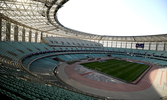 Arsenal fans have started an online petition to have the Europa League final moved from Baku to Wembley.