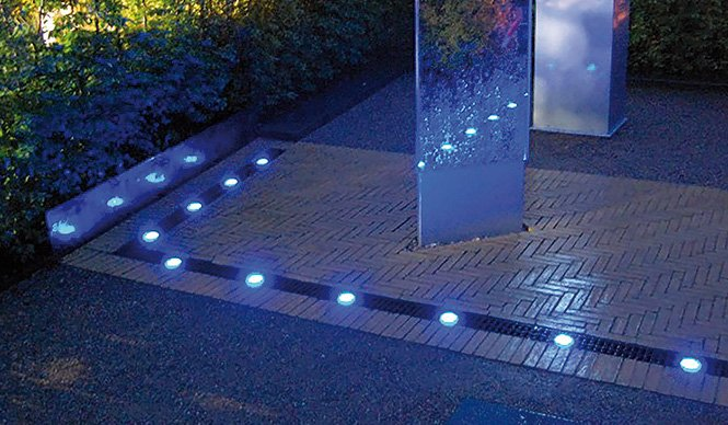 Aco Water Management On Twitter Aco Lightpoint Can Enhance Many Professionally Designed Landscaping Applications By Providing Efficient And Illuminated Drainage Find Out More At Https T Co 1x93z3ngpt Landscape Garden Lighting Https T Co