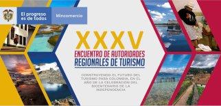 Resultado de imagen para XXXV Encuentro de Autoridades Regionales de Turismo