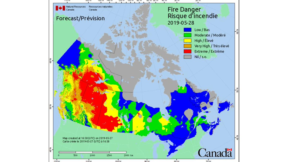 Observed weather map forecast weather map. Natural Resources On Twitter A New Fire Danger Map From Our Canadian Forest Service Is Now Available See The Interactive Map Here Https T Co Fkztag9wsf Abfire Abwildfire Wildfire Canada Https T Co Kbpuyzrxbv