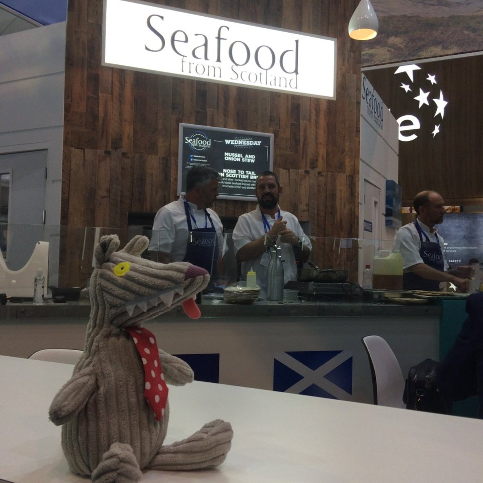 test Twitter Media - #Zeboss @FishEconomist was at the Brussels Seafood Expo #SEG19 last month, connecting with old friends and new contacts. As usual, the Scottish Seafood bar organised by @SeafoodFromScot is not to be missed!! https://t.co/st2F6X86DS