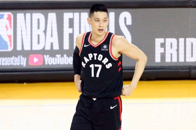 RT @SLAMonline Jeremy Lin played in the NBA Finals and won. What a journey.