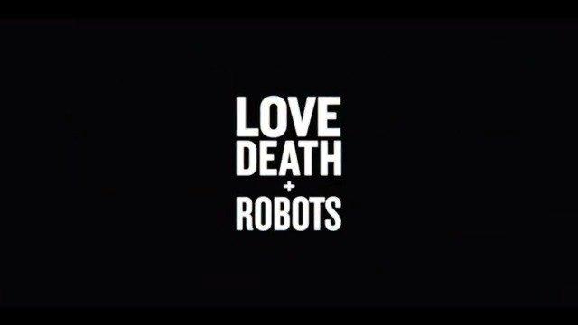 Image for the Tweet beginning: Love, Death & Robots Volume