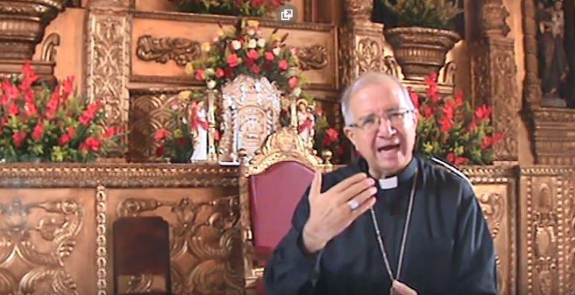 Monseñor Víctor Hugo Palma : EUElecciones Monseñor Víctor Hugo Palma votar  amigo conocido conviene prometido corrupción | Emisoras Unidas | Scoopnest