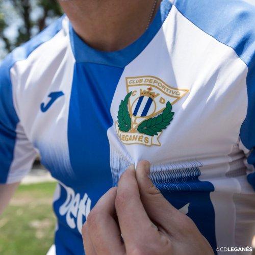 Camiseta CD Leganés 2019-2020