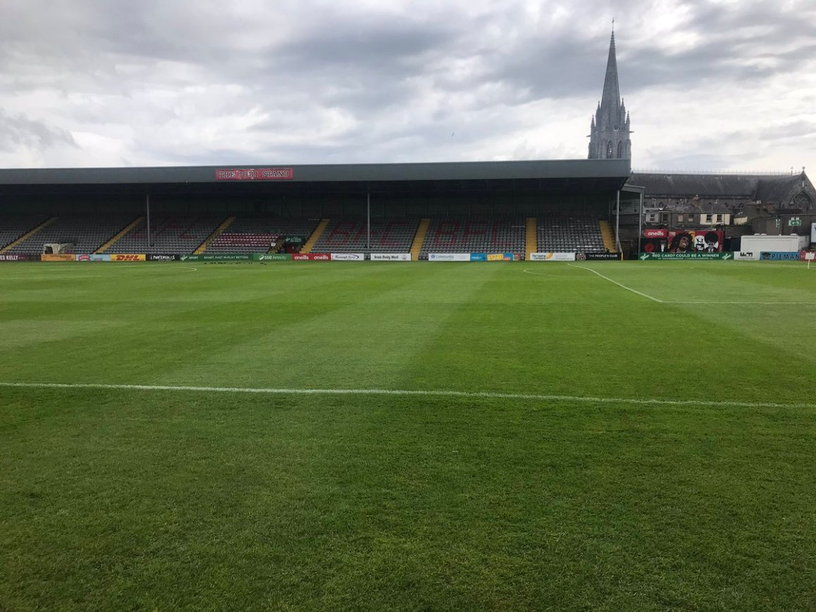 test Twitter Media - We are in Dalymount Park today for EirSport 1, its Shamrock Rovers v Bohemians in the league of Ireland Premier Division. Kick off here is at 20.00 https://t.co/S81MNx1QVx