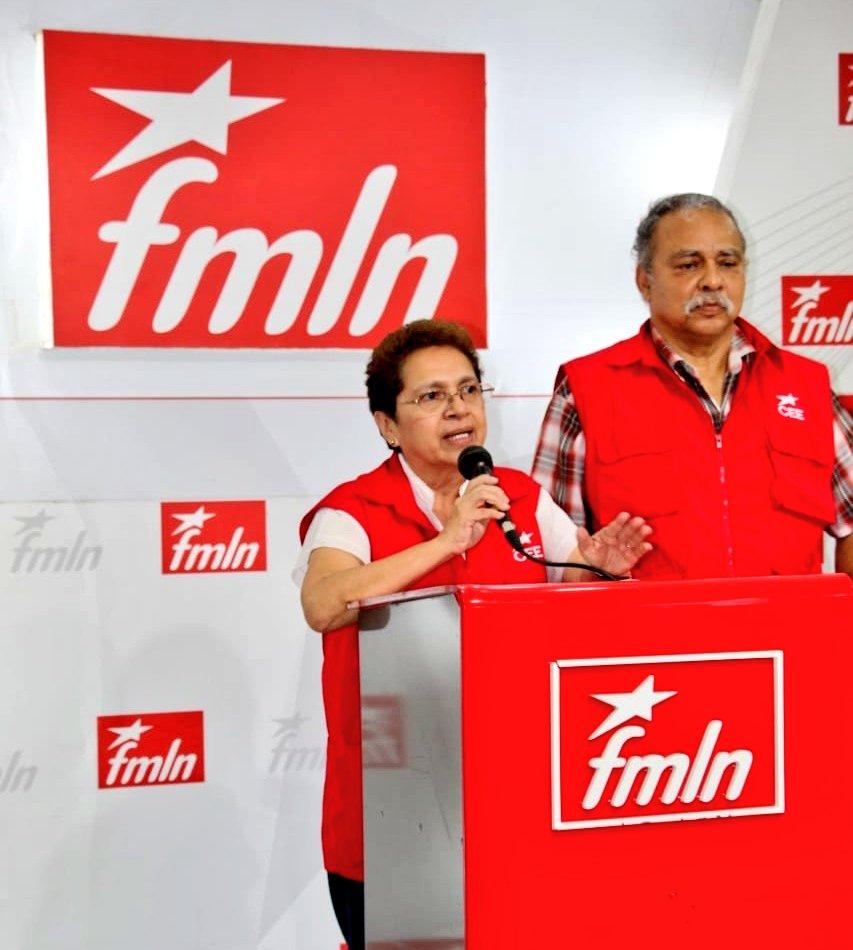 Se instala escrutinio final en internas del FMLN-VerdadDigital.com-