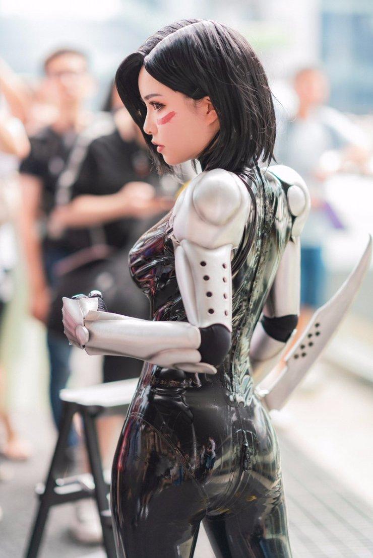 Alita: Battle Angel cosplay by Sixtu622