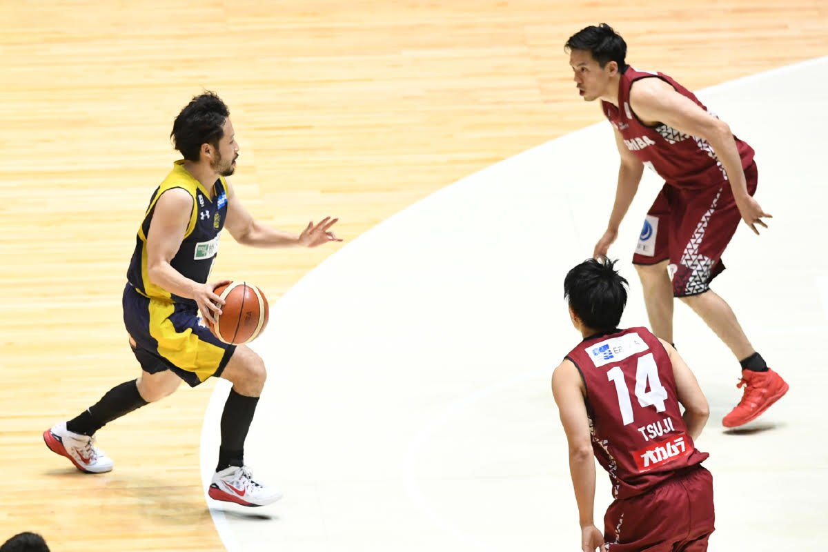 test ツイッターメディア - #Bリーグ CSファイナル篠山竜青(川崎7番)試合後コメント「田臥(勇太)さんに『まだまだ甘いよ』と言われているような試合だった。ああいうキャプテンや司令塔になれるようにレベルアップして、チームを勝利に導けるPGになりたいです」(写真:坂本清) #バスケ #スポナビバスケ https://t.co/xi23Z3GuR6