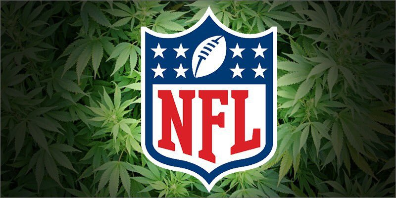 87% of @NFL Players Support Medical #Marijuana