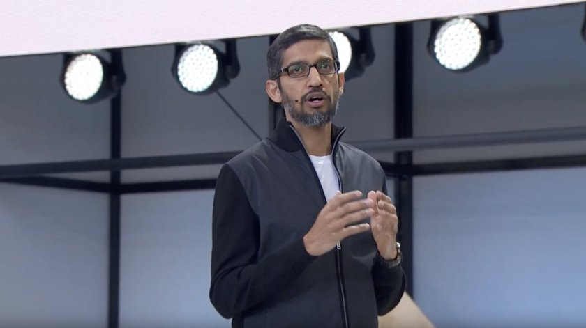 Google's CEO is excited about seeing #AI take over some work of his AI experts