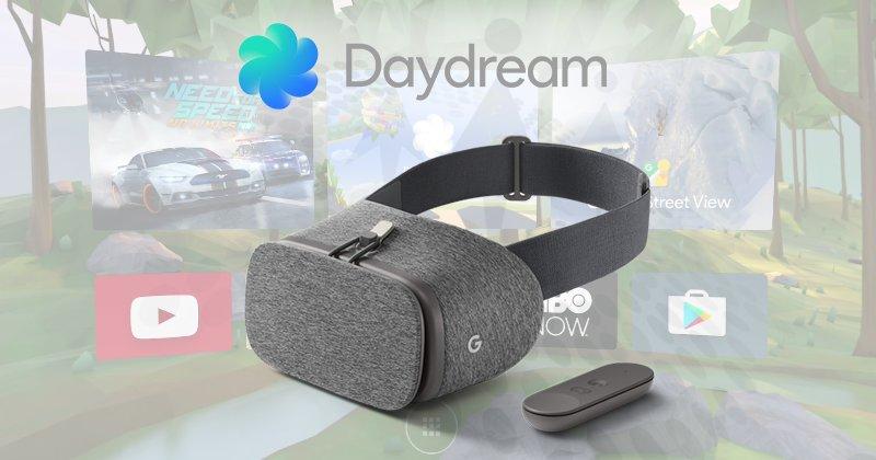 .@Google #Daydream Getting #VR #WebBrowser   cc @CsharpCorner @PranavMTL #GoogleDaydream