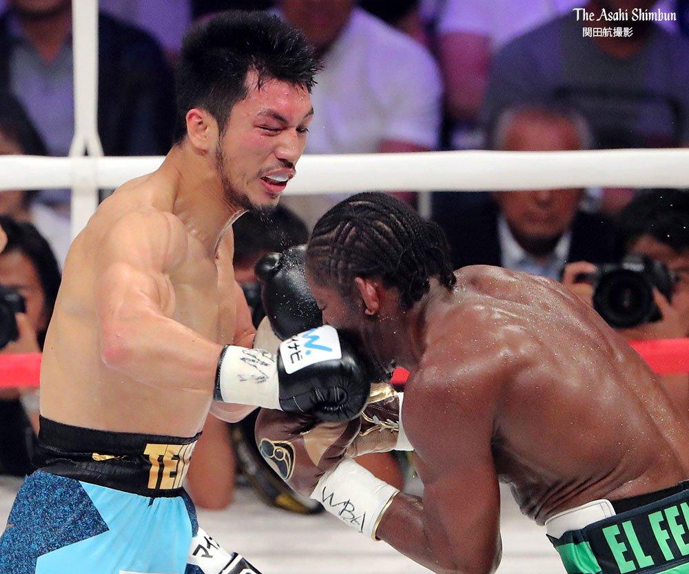 test ツイッターメディア - プロボクシングの世界ボクシング協会(WBA)ミドル級王座決定戦が20日、東京・有明コロシアムであり、2012年ロンドン五輪、ボクシングミドル級金メダリスト、村田諒太(左)が世界初挑戦で王者になれませんでした。同級暫定王者のアッサン・エンダム(仏)と戦い判定負けをしました。(裕) https://t.co/ZY9QIAHE1X