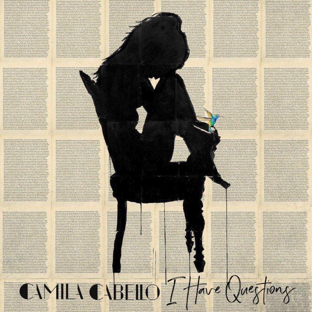 Camila Cabello – I Have Questions Lyrics