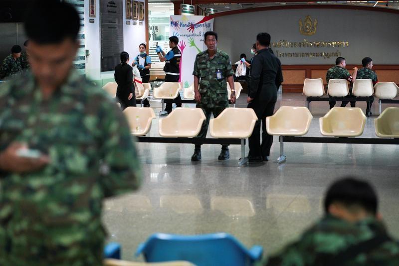 test ツイッターメディア - バンコクの軍関係者向け病院で爆発、24人負傷=警察 https://t.co/u5hIgOyK7y https://t.co/EMHZa32ZLy