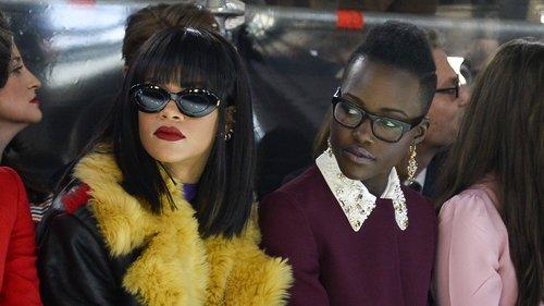 Yes, that Rihanna and Lupita Nyong'o movie is actually happening
