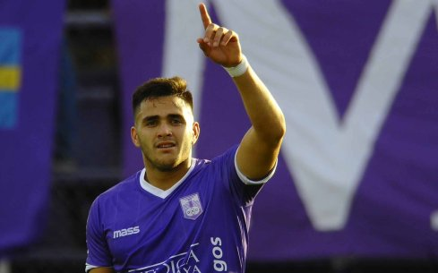 Image result for maxi gomez defensor sporting