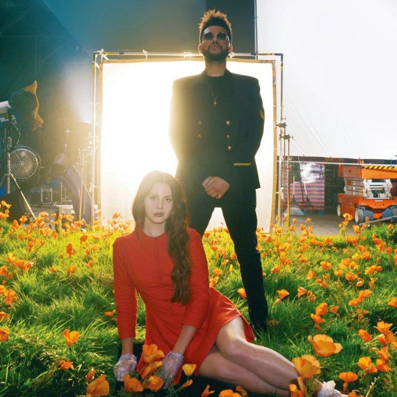 Lana Del Rey – Lust For Life Tracklist & Album Art