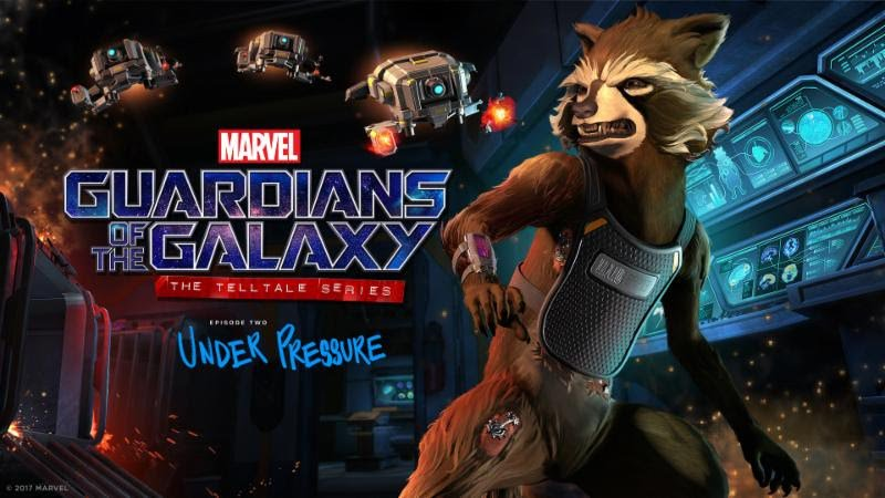 Guardians of the Galaxy: The Telltale Series Ep2: Under Pressure Trailer