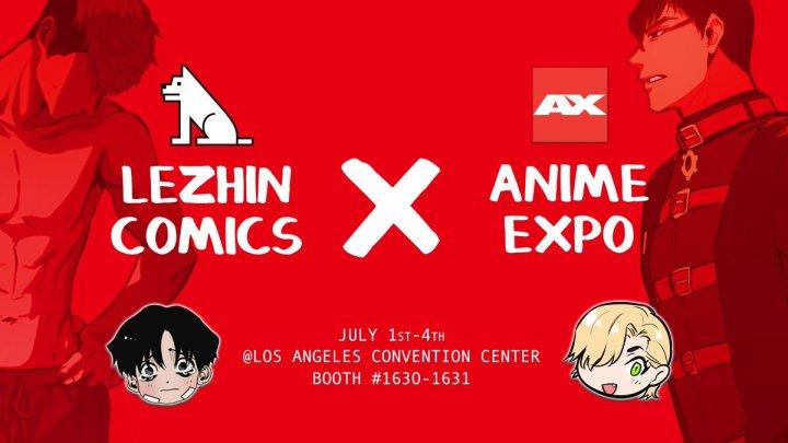 Image result for lezhin anime expo