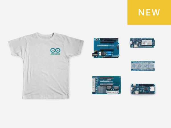Develop your next IoT project with this MKR Family Bundle! Now on the Arduino Store: