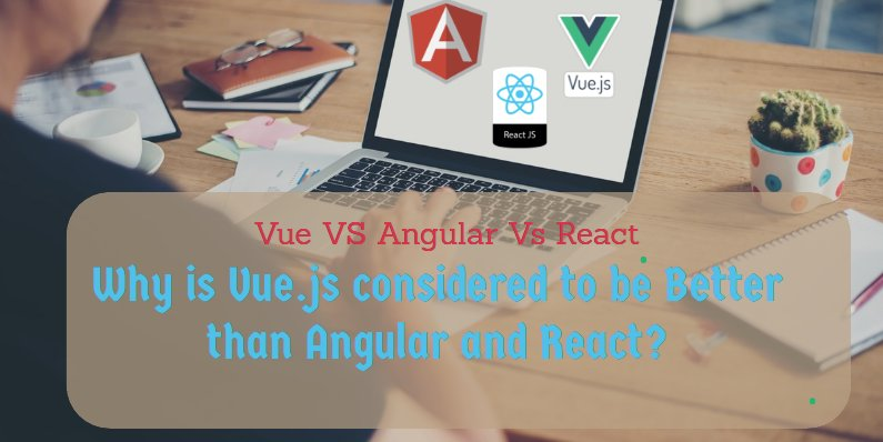 Why Do Developers Now Compare #VueJS To #JavaScript Giants #AngularJS And #ReactJS?