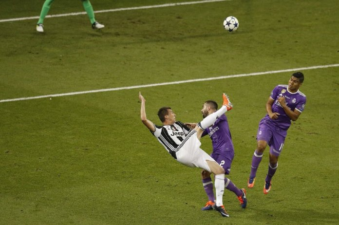 Goles Real Madrid vs Juventud Champions 2017