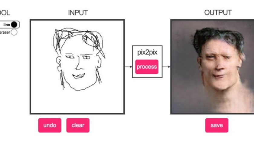 Nightmare hellface generator is cutting-edge machine learning