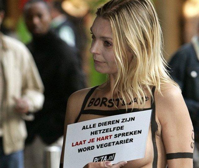 Una Exactriz Porno Es Candidata A Las Elecciones Parlamentarias De Francia Esther Kooiman Antes