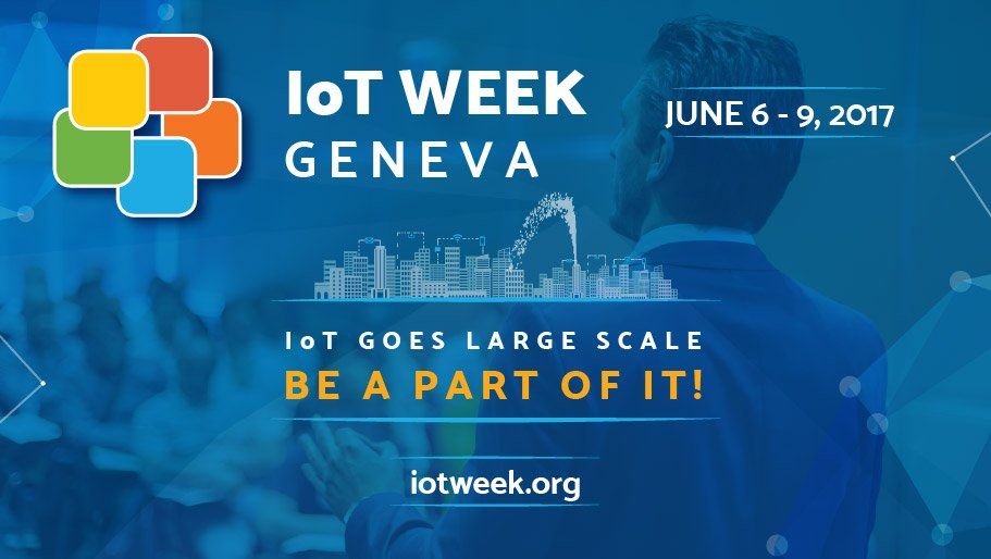 #IoTweek 2017 opens dialogue on interconnected future
