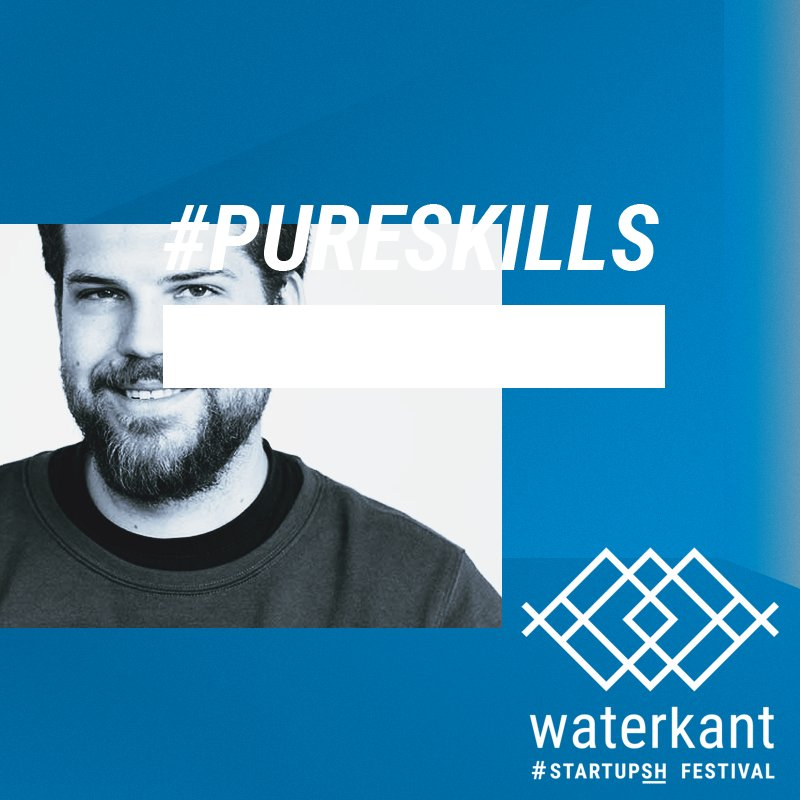 Join @kaoDev to lear @reactjs at #waterkant17 #pureskills
