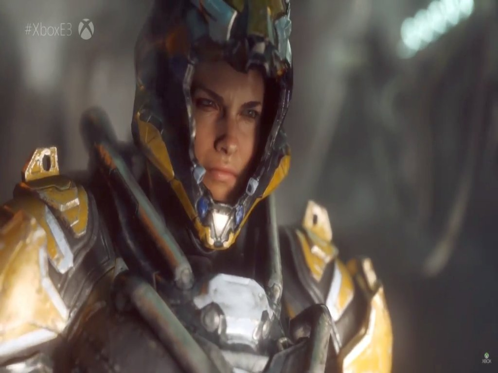 E3 2017: Anthem Gameplay Reveal