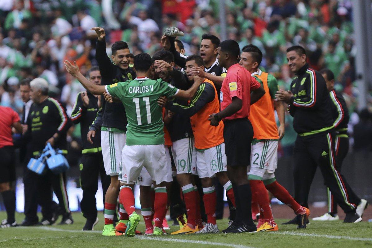 Eliminatorias: México defiende el invicto ante Honduras