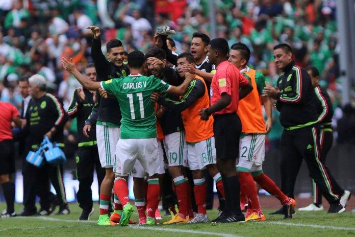 Gol de Carlos Vela vs Estados Unidos